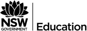 NSW Dept of Education logo